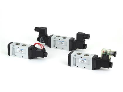 5port Pilot Operated Solenoid Valve (SV5000 Series)