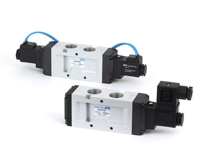 5port Pilot Operated Solenoid Valve (SV6000 Series)