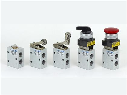 Spool type Mechanical Valve (SMVS230 Series)